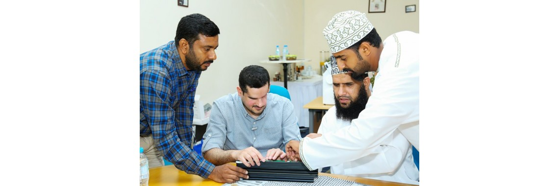 Training course in cooperation with Tamkeen