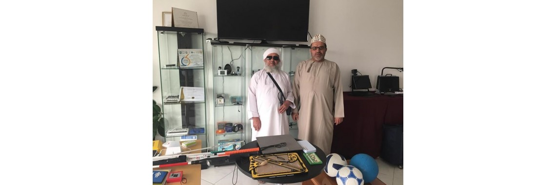 The visit of Al Noor Association Members in Nizwa to Nattiq