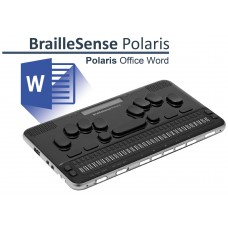 Course about word processor in Polaris