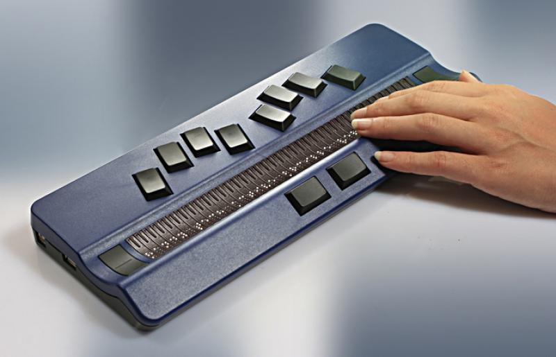 Braille Displays Nattiq Technologies