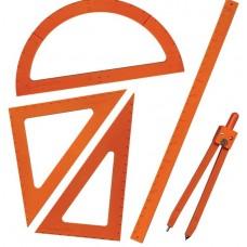 Tactile Geometry Set