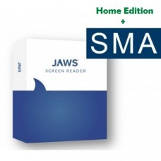 JAWS Home Screen Reader with SMA