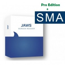JAWS Professional Screen Reader with SMA